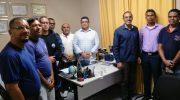 Sindguarda-AL se reúne com novo secretário de Segurança de São Miguel dos Campos
