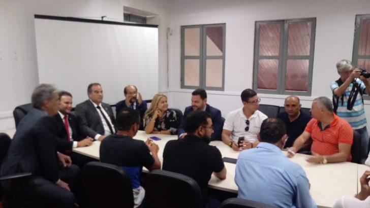 Projeto de Reforma da Previdência é discutido entre sindicatos e vereadores de Maceió