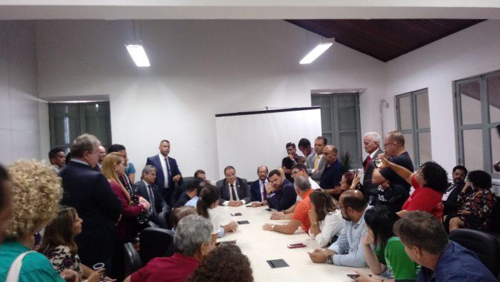 Assista: Reforma da Previdência é discutida entre sindicatos e Vereadores de Maceió