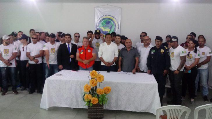 Assista: Sindguarda-AL se reúne com gestão e solicita melhorias para a GCM de Palmeira dos Índios