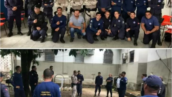Polícia Civil capacita equipe da Guarda Municipal de Junqueiro