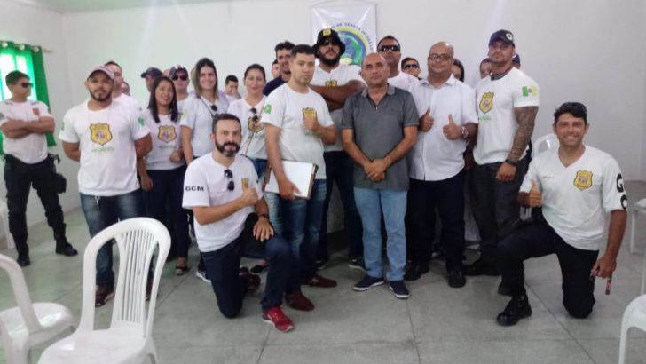 Sindguarda-AL discute com o prefeito melhorias para a GCM de Palmeira dos Índios