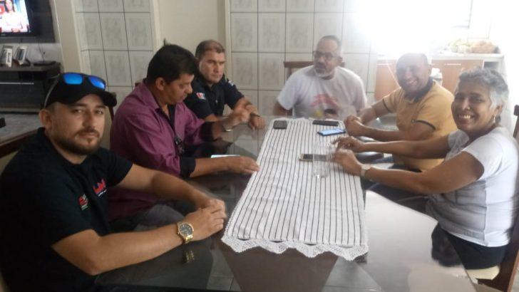 Sindguarda-AL cumpre agenda de compromissos no sertão de Alagoas