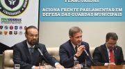 Fenaguardas aciona Frente Parlamentar em defesa das Guardas Municipais