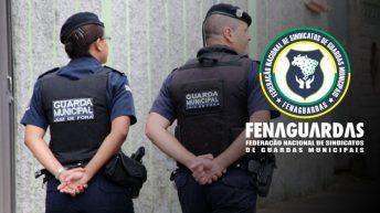 FENAGUARDAS solicita EPI's e testes de Covid-19 para Guardas Municipais