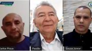 Pres. do Sindguarda-AL participa de Live promovida pela Fenaguardas com Deputado Paulão