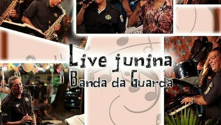 Aperta o play e confira tudo o que rolou na Live da Banda da Guarda Municipal de Maceió