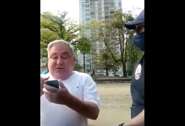Desembargador que humilhou guarda municipal é condenado a pagar R$ 20 mil
