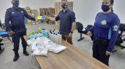 Parceria entre Prefeitura e Senasp garante doação de EPIs