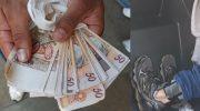 Trio é detido pela Guarda Municipal de Jundiaí com R$ 40 mil em notas falsas