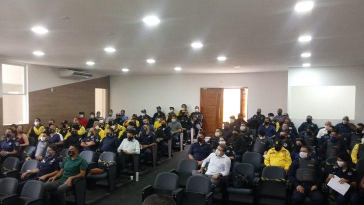 Sindguarda-AL prestigia abertura de aula inaugural do Curso de Formação da GCM de São Miguel dos Campos