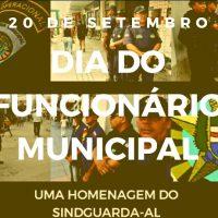 20 de setembro: Dia do Funcionário Público Municipal