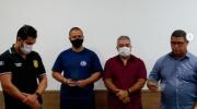 Diretores e inspetores da GCM de São Miguel dos Campos são homenageados
