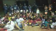 GCM Palmeira dos Índios: 1º Dia das Crianças Solidário foi marcado por muita alegria
