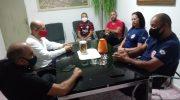 Sindguarda-AL se reúne com guardas municipais de Inhapi