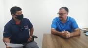 Vídeo: Sindguarda-AL entrevista o candidato a prefeito de Maceió, Cícero Almeida