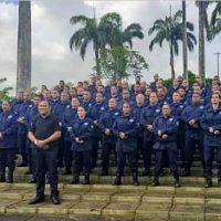 GCM's de São Miguel dos Campos concluem curso de capacitação e serão aptos a portar arma de fogo