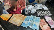 GCM de São Miguel dos Campos prende homem com dinheiro falso em Mercado Público