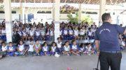Projeto Guarda Faz Escola atende mais de 19 mil estudantes