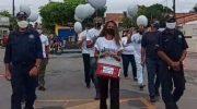 GCM de Jequiá da Praia participa de homenagem às vítimas da Covid-19