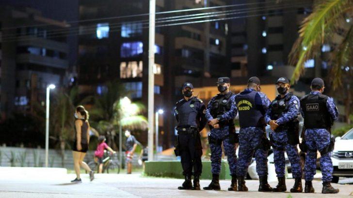 Corredor Vera Arruda ganha reforço da Guarda Municipal no patrulhamento
