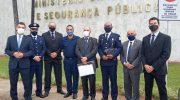 Sindguarda participa de reunião no Ministério da Justiça e cobra mudanças para GCM