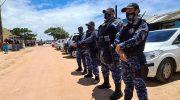 Guardas Municipais de Alagoas trabalham em operações durante o Carnaval 2021