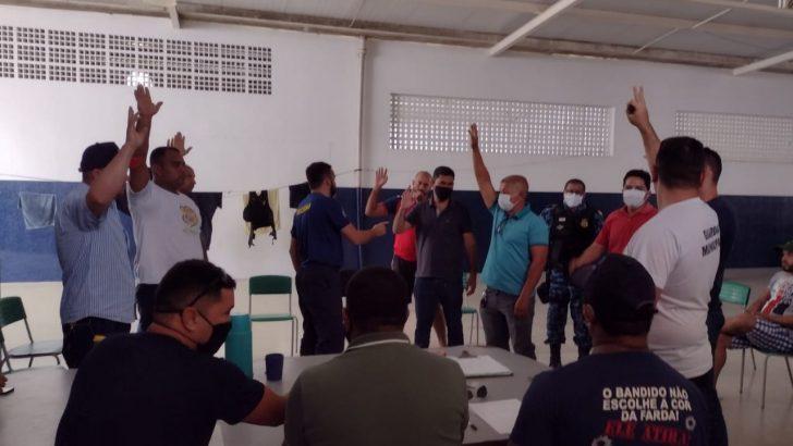 Sindguarda realiza assembleia com GMs de Palmeira dos Índios