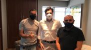 Sindguarda-AL busca apoio do deputado federal Isnaldo Bulhões (MDB) contra a PEC 32