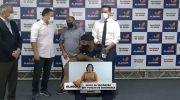 Todos os guardas municipais de Alagoas serão imunizados contra a COVID-19, garante governador