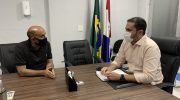 Sindguarda-AL se reúne com secretário de Saúde de Alagoas para tratar de vacinação dos GMs do interior