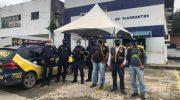 Guarda Municipal de Maceió prende comerciante por dano ao patrimônio público