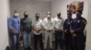 Sindguarda se reúne com prefeito e presidente da Câmara de União dos Palmares