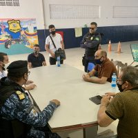 Sindguarda participa de reunião com representantes da Prefeitura de Palmeira dos Índios
