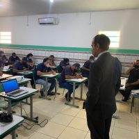 Diretor do Sindguarda-AL promove capacitação aos guardas de Jequiá da Praia