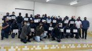 Em Maceió: Sindguarda participa da cerimônia de encerramento do Estágio de Qualificação Profissional