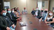PEC 32: Articulação política pelos guardas municipais segue intensa em Brasília