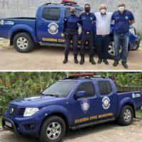 Guarda Municipal de Maragogi recebe a primeira viatura