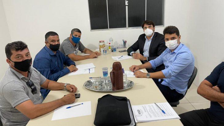 Sindguarda-AL apresenta demandas da categoria para prefeito de Jequiá da Praia