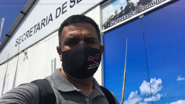 Sindguarda pede inclusão de representante na comissão de elaboração do PCC dos guardas de Maceió