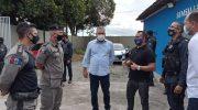 GMs de São Miguel dos Campos pedem apoio de Alfredo Gaspar para fornecimento de equipamentos