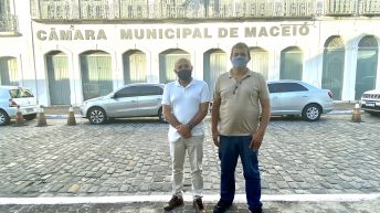 Vitória: Câmara aprova Projeto de Lei da recomposição salarial dos servidores Maceió