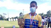 Filho de guarda municipal vence Campeonato Brasileiro de Tiro com Arco