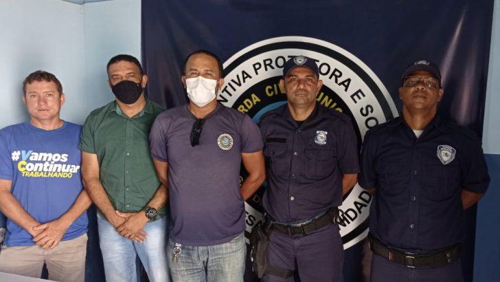 Sindguarda faz reunião com comissão responsável pelo PCC dos guardas de Passo de Camaragibe