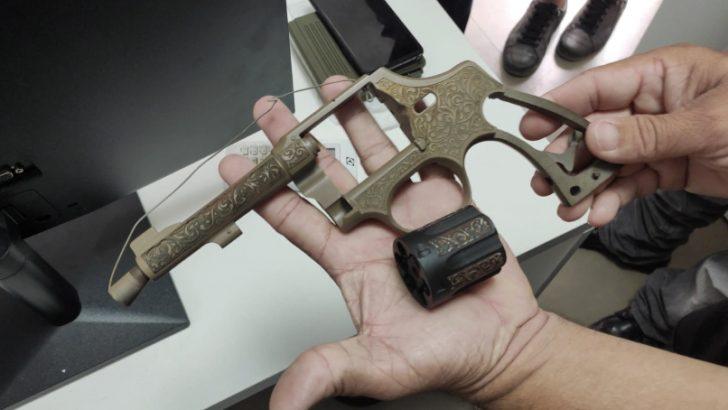 Sindguarda firma parceria com estande de tiro para customização de arma