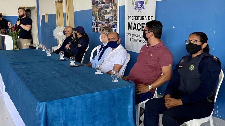 Sindguarda prestigia abertura da Semana da Guarda em Maceió